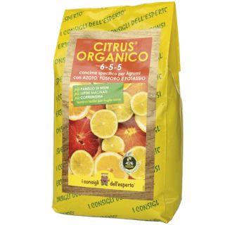 Concime per Agrumi Citrus Organico 1,5 Kg - I consigli dell'Esperto