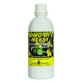 Olio di Neem 240 Ml - I consigli dell'Esperto