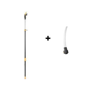 Svettatoio Universal Cutter Telescopico UPX86 + Seghetto - Fiskars