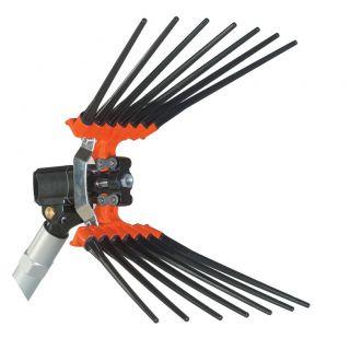 Abbacchiatore Pneumatico PT19 Astine tipo Sottili - Valgarden