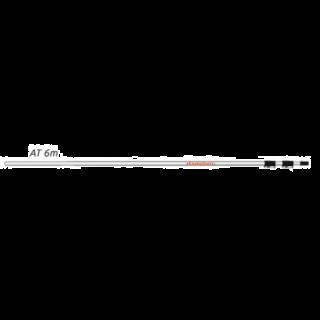 Manico Telescopico in Alluminio 200-600 cm - Castellari