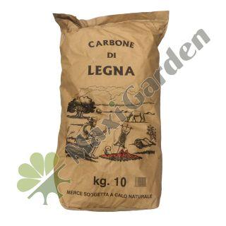 Carbone Di Legna Cannello Medio/Grande 10 Kg