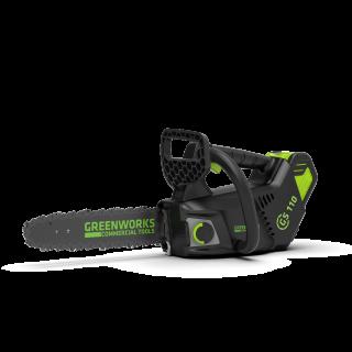 Motosega a Batteria GD40TCS completa di Batteria e Caricabatteria - GreenWorks