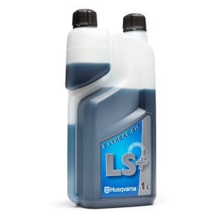 Olio miscela 2T, LS+ 1 Lt con Dosatore - Husqvarna
