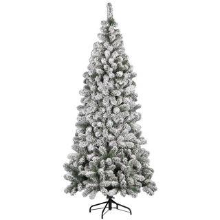 Albero Natale Kenya Innevato 180 cm - Flora