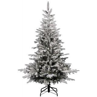 Albero Natale MonteRosa Innevato 180 cm - Flora